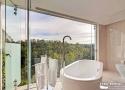 Сантехніка здатна стати родзинкою ванної кімнати у стилі мінімалізм