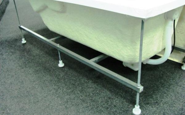 Акрилові ванни - важуть мало і зовсім не складні в установці