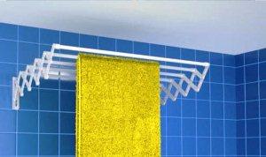 Сушарка для білизни - необхідний атрибут у ванну кімнату - Така ... 89d549ea38a68