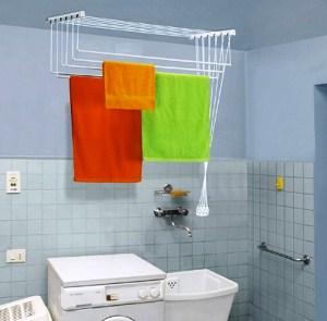 Фото сушарки, яка кріпиться на стелю