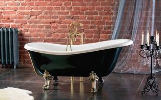 Ванни з литого мармуру: переваги та недоліки