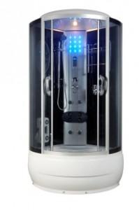 Гідробокс - приклад душової кабіни закритого типу