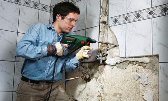 Процес демонтажу може тривати лише до  глибини розташування труб