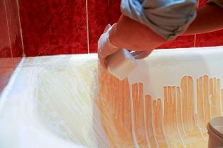 Реставрація ванни в домашніх умовах
