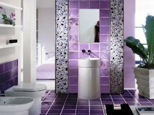 Розкладка плитки у ванній