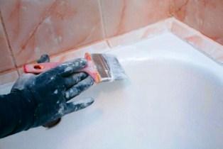 Технологія процесу схожа на банальне фарбування будь-якої поверхні
