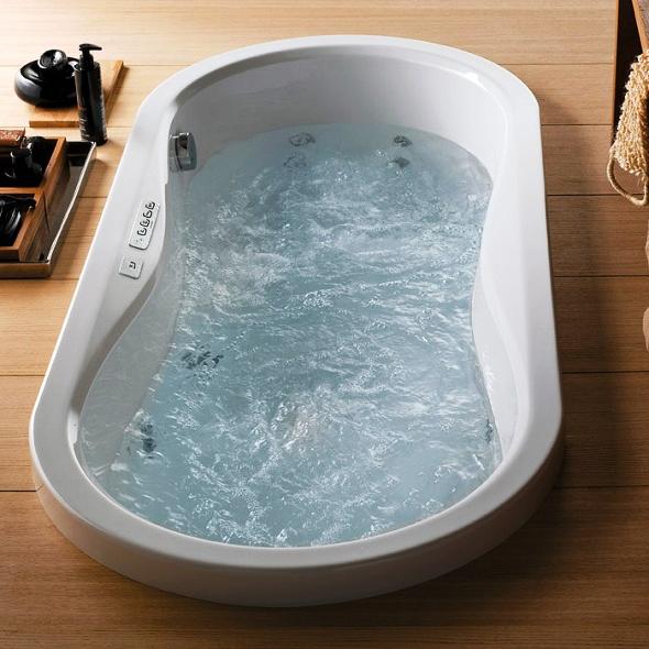 Підходити до вибору акрилової ванни потрібно зваживши їх плюси та мінуси