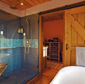 Двері-купе у ванну кімнату