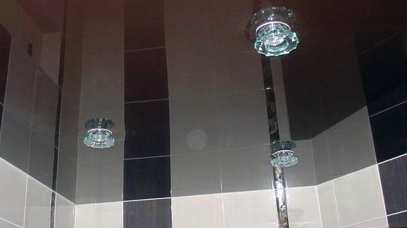 Натяжні дзеркальні стелі