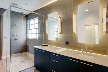 Освітлення ванної кімнати: основні правила
