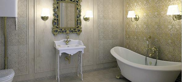 Подбайте про варіанти освітлення ванної кімнати, ще на етапі планування ремонту