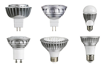 Світлодіоди чудово підходять для установки в будь-яку поверхню, навіть у підлогу або меблі
