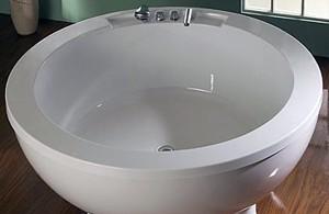 Кругла ванна