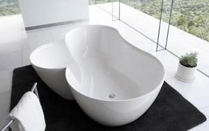 Ванна нестандартної форми