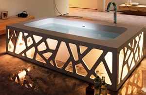 Розкішні ванни