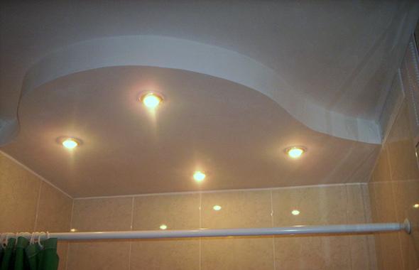 Гіпсокартон - це матеріал, з якого можна конструювати стелі будь-якої форми, у тому числі і дуже складної з криволінійними фігурами