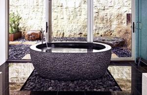 Ванна з граніту