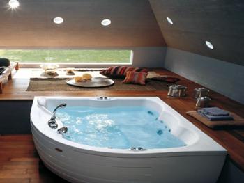 Велика ванна: нюанси вибору