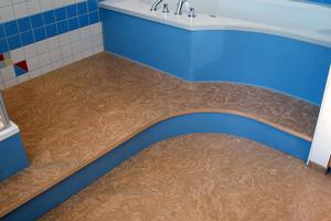 Підлога з коркового матеріалу - особливості оздоблення