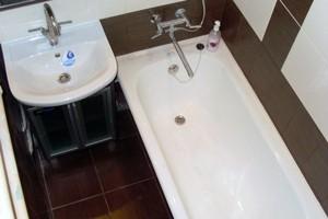 Ванна кімната у хрущовці: дизайн та функціональнеоблаштування