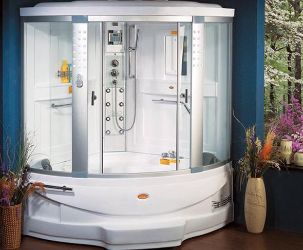 Комбінована душова кабінка