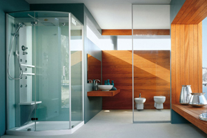 Як правильно вибрати душову кабіну у ванну кімнату