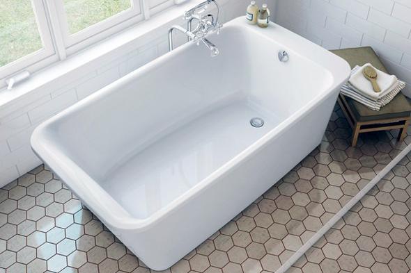 Перший, і самий істотний недолік таких ванн - це висока ціна. Кварилова ванна обійдеться вам значно дешевше, ніж, наприклад, ванна з натурального каменю, проте в середньому вона коштує в кілька разів дорожче чавунної, сталевої або акрилової ванни.