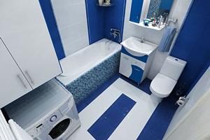 Колір ванної кімнати: обираємо ідеальне рішення