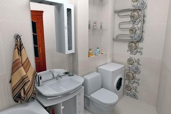 Дуже часто в квартирах суміщають ванну і туалет, але таке об'єднання має досить багато як переваг так і недоліків. Вирішувати Вам.