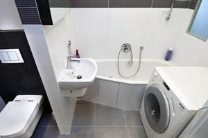 Ванна кімната, суміщена з туалетом: переваги та недоліки такого рішення