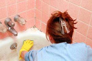 Як має проводитися чистка ванної?