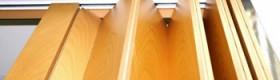 Двері-гармошка та двері-книжка у ванну кімнату