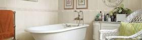 Ванна кімната у стилі Прованс – витонченність та чарівність (фото)
